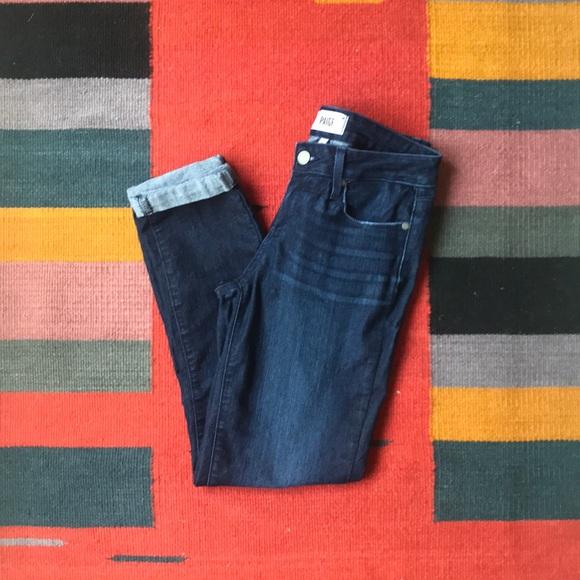 PAIGE Denim - Paige cropped jeans